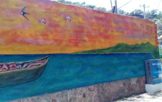 "The Wall ""Punta Mita"" - Remance"